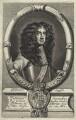 King Charles II, by Frederick Hendrik van Hove, after  Unknown artist - NPG D29252