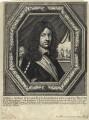 King Charles II, published by Balthasar Moncornet, after  Jan van den Hoeck (Hoecke) - NPG D29262