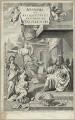 King Charles II, by Robert White, after  Adriaen de Henny (Hennin) - NPG D29263