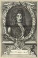 King Charles II, by Antoine Trouvain, after  John Riley - NPG D29276