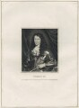 King Charles II, by Andrew Birrell, after  Silvester Harding - NPG D29279