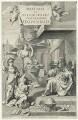King Charles II, by Robert White, after  Adriaen de Henny (Hennin) - NPG D29281