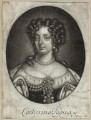 Catherine of Braganza, published by John Oliver - NPG D29295