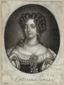 Catherine of Braganza, published by John Oliver - NPG D29295