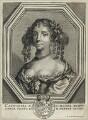 Catherine of Braganza, by Theodorus Merlen, after  Unknown artist - NPG D29306