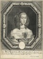 Catherine of Braganza, published by Balthasar Moncornet, after  Unknown artist - NPG D29307