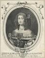 Catherine of Braganza, by Nicolas de Larmessin - NPG D29308
