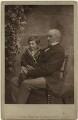 William Ewart Gladstone with his grandson, by Thomas Fall - NPG x22229