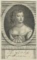Anne Hyde, Duchess of York, by Michael Vandergucht, after  Sir Peter Lely - NPG D29317