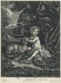 Isabella Stuart, published by Alexander Browne, after  Sir Peter Lely - NPG D29319