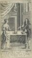 Henry, Duke of Gloucester and Mary, Princess of Orange, by Abraham Hertochs (Hertocks) - NPG D29326