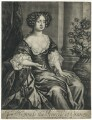 Queen Mary II, after Sir Peter Lely - NPG D29329