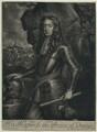 King William III, published by Richard Tompson, after  Sir Peter Lely - NPG D29332