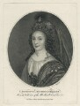 Henrietta Anne, Duchess of Orleans, by William Platt, published by  Edward Harding - NPG D29336