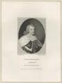 John Robartes, 1st Earl of Radnor, by William Nelson Gardiner, after  Silvester Harding, after  Sir Godfrey Kneller, Bt - NPG D29345