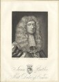 James Butler, 1st Duke of Ormonde, by Burnet Reading, published by  Thomas Rodd the Elder, or published by  Thomas Rodd the Younger, after  David Loggan - NPG D29351