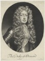James Butler, 1st Duke of Ormonde, by Robert Williams, after  Willem Wissing, published by  Edward Cooper - NPG D29354