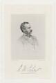 Archibald Motteux Calvert, by Joseph Brown, after  John Jabez Edwin Mayall - NPG D32539