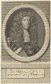 James Butler, 1st Duke of Ormonde, by Michael Vandergucht - NPG D29357