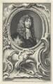 Henry Bennet, 1st Earl of Arlington, by Jacobus Houbraken, after  Sir Peter Lely, published by  John & Paul Knapton - NPG D29369