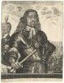 George Monck, 1st Duke of Albemarle, after David Loggan, published by  Henry Mortlock (Mortlack) - NPG D29373