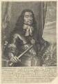 George Monck, 1st Duke of Albemarle, by David Loggan, sold by  Matthew Collings - NPG D29374