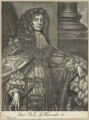 James Scott, Duke of Monmouth and Buccleuch, after Sir Peter Lely - NPG D29393
