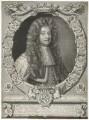 William Douglas, 1st Duke of Queensberry, by Peter Vanderbank (Vandrebanc), after  Sir Godfrey Kneller, Bt - NPG D29403