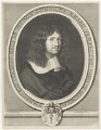 Jean Baptiste Colbert, by Robert Nanteuil, after  Philippe de Champaigne - NPG D29404