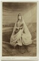 Cicely Nott (Sarah Ann Adams (née Harris)) as Miscrima in 'Manfred', by Southwell Brothers - NPG x19173
