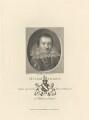 Hilderband Allington, 3rd Lord Allington of Killard, published by Robert Wilkinson - NPG D29461