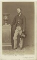 Spencer Compton Cavendish, 8th Duke of Devonshire, by John & Charles Watkins - NPG x8031