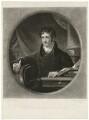 Thomas Campbell, by Samuel William Reynolds, after  James Lonsdale - NPG D32576