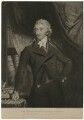George Canning, by John Young, after  John Hoppner - NPG D32582