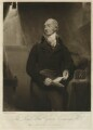 George Canning, by William Say, after  Sir Thomas Lawrence - NPG D32588