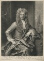 John Cecil, 5th Earl of Exeter, by John Smith, after  Sir Godfrey Kneller, Bt - NPG D29484