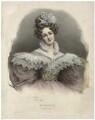 Maria Caterina Rosalbina Caradori-Allan, by Pierre Louis ('Henri') Grevedon - NPG D32598