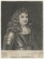 Edward Montagu, 1st Earl of Sandwich, by William Nelson Gardiner, after  Sir Peter Lely - NPG D29494