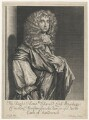 Edward Montagu, 2nd Earl of Sandwich, by Abraham Blooteling (Bloteling), after  Sir Peter Lely - NPG D29499