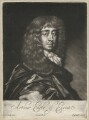 Arthur Capel, 1st Earl of Essex, by Edward Lutterell (Luttrell), published by  John Smith, after  Sir Peter Lely - NPG D29501