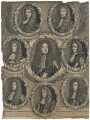 Politicians in the reign of King Charles II, by and sold by John Savage - NPG D29502