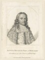 Arthur Annesley, 1st Earl of Anglesey, published by Silvester Harding, after  Unknown artist - NPG D29505