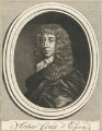 Arthur Capel, 1st Earl of Essex, by Bernard Picart (Picard), after  Sir Peter Lely - NPG D29507