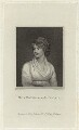 Mary Wollstonecraft, by James Heath, published by  Daniel Isaac Eaton, after  John Opie - NPG D32605
