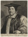 Richard Sterne, by Francis Place, after  Unknown artist, published by  Pierce Tempest - NPG D29521