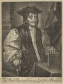 George Morley, published by Richard Tompson, after  Sir Peter Lely - NPG D29530