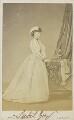 Sybil Mary (née Grey), Duchess of St Albans, by (Cornelius) Jabez Hughes - NPG Ax68095