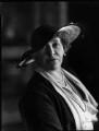 Dorina Lockhart (née Clifton), Lady Neave, by Bassano Ltd - NPG x152698