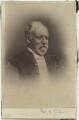 Sir Frederick Alexis Eaton, by Unknown photographer - NPG x14308