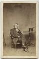 John Arthur Roebuck, by W. & D. Downey - NPG x12861